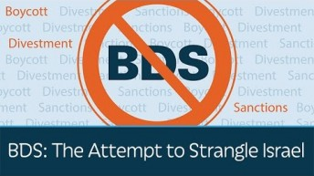 BDS South Africa Aims To Destroy Israel